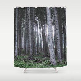 Fairest Forest Shower Curtain
