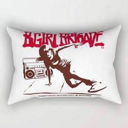 BGIRL BRIGADE Rectangular Pillow