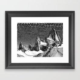 Fitz Roy Framed Art Print