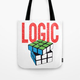 Love Brick games? Fan of Rubic's Cube? Found the perfect tee for you! Makes a nice gift too! Tote Bag
