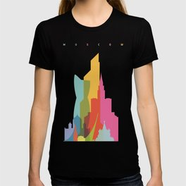 Shapes of Moscow T-shirt