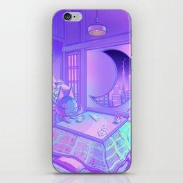 Moonlight Rose iPhone Skin