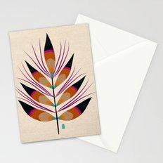 Plumage Leaf- Autumn Palette Stationery Cards