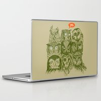 rare Laptop & iPad Skins featuring Wisdom to the Nines by Rachel Caldwell