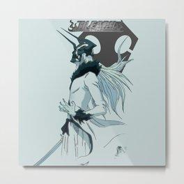 ichigo Hollow Bleach Metal Print