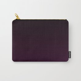 Aubergine Gradient Carry-All Pouch