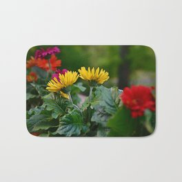 Spring Colors Bath Mat
