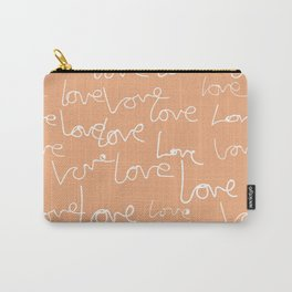 Love doodles Carry-All Pouch