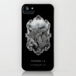VISION No.2 iPhone Case