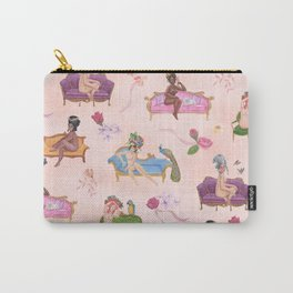 Rococo Nudes Carry-All Pouch