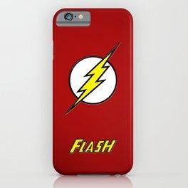 Flash - Digital Work iPhone Case