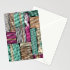City Lines Stationery Cards