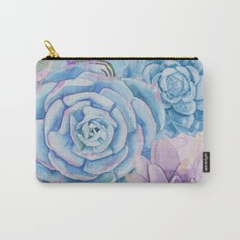 Lety's Lovely Garden Carry-All Pouch