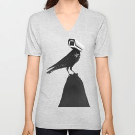 The Lookout Unisex V-Neck