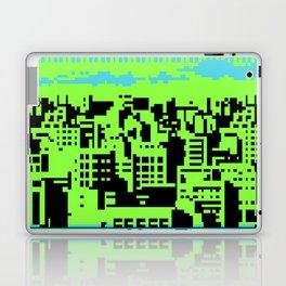 cityscape 07A (C64 remix) (2011) Laptop & iPad Skin