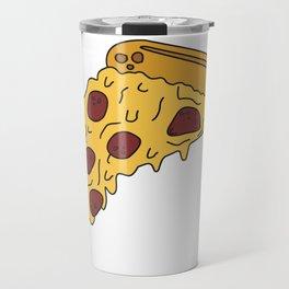 MOME Love Pizza Travel Mug
