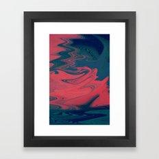Taffy Framed Art Print