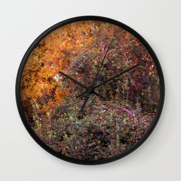Johnny Appleseed Tree Wall Clock