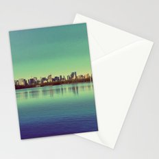 New York.. I've got you under my skin Stationery Cards