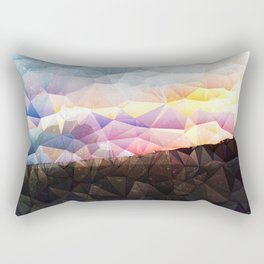 Candy on the Dunes Rectangular Pillow