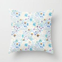 Liberty Garden Throw Pillow