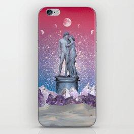 STAR CROSSED LOVERS iPhone Skin