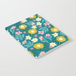 Fairytale Florals Notebook