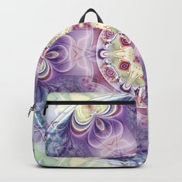 Mandalas from the Heart of Freedom 18 Backpack