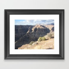 Grand Canyon 01 Framed Art Print