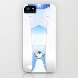 The Eastern Sky iPhone Case