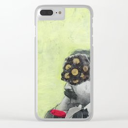 some kind of love letter Clear iPhone Case