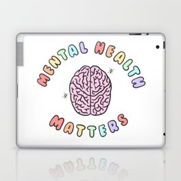 Mental Health Matters Laptop & iPad Skin