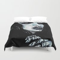 marceline Duvet Covers featuring Marceline by .Esz