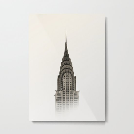 Chrysler Building - NYC Metal Print