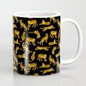 tiger print black by huntleigh
