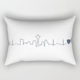 Grey's Anatomy Rectangular Pillow