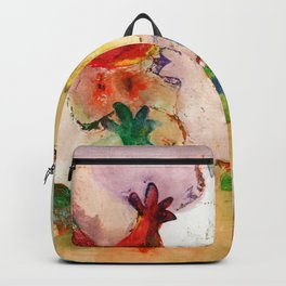 Pecking Chickens Backpack