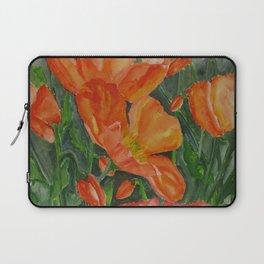Poppy Love Laptop Sleeve