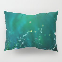 Fairy Tail - Flower on the Water - Magic Grass Pillow Sham