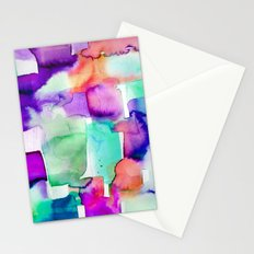 Wild Eye Purple Stationery Cards