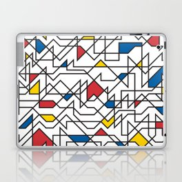 BEAT w/white Laptop & iPad Skin