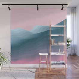 iso mountain Wall Mural