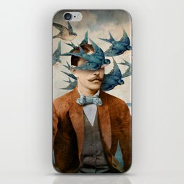 The Tempest iPhone Skin