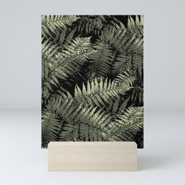 Fern forest Mini Art Print