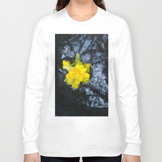 Narcissus, Oh such a Narcissus! Long Sleeve T-shirt