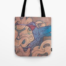 The Aerialist Tote Bag