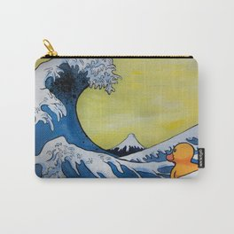 MOUNT FUJI VS RUBBER DUCK Carry-All Pouch