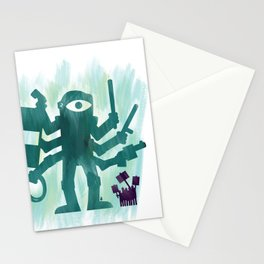 Tensions  Stationery Cards