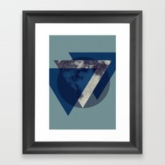 DIE 3 Framed Art Print