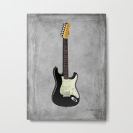 The 59 Stratocaster Metal Print